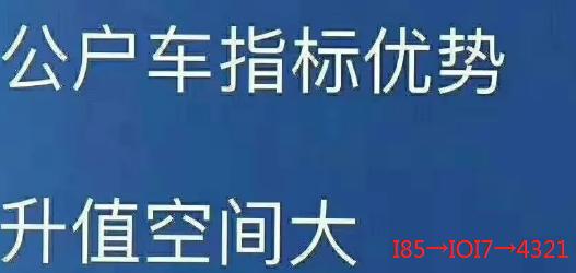 我有一个北京车牌公司的能卖多少钱?